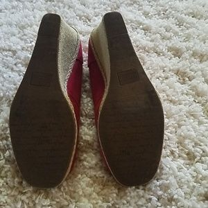 Toms Shoes - Red Toms